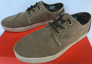 6ac030a5cf3 Image is loading TOMS-National-Geographic-770615-Oxfords-Comfort-Canvas -Loafers-