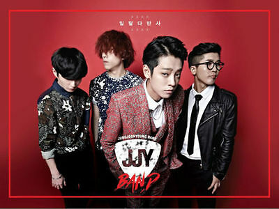 """[JUNG JOON YOUNG BAND] """"OMG"""" CD + Poster SEALED K-POP (JJY Band)"""