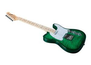 Indio Retro DLX Electric Guitar with Gig Bag Monoprice