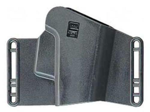 "Glock 02639 OEM Ambidextrous Sport Combat Holster RH Black 4.5/"" Fits 20 21"