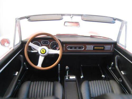 Ferrari 275 GTS pinifarina Spyder limitado a 500 trozo KK-scale 1:18 OVP