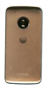 OEM-Motorola-Moto-G5-Plus-xt1687-Silver-Battery-Door-Back-Cover-USA