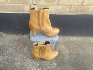 Mustard 39 Genuine Description Echo see Boots Uk Size Leather euro 6 wqUUSXn6I