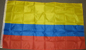 3x5 colombia flag colombian national banner new f439 ebay
