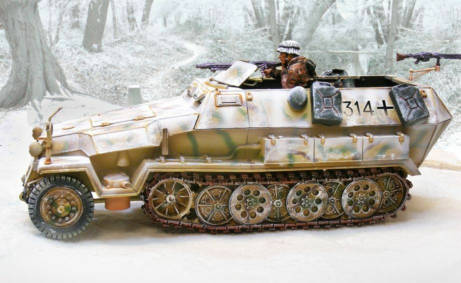 THE COLLECTORS SHOWCASE GERMAN WINTER CS00650 HANOMAG SET MIB