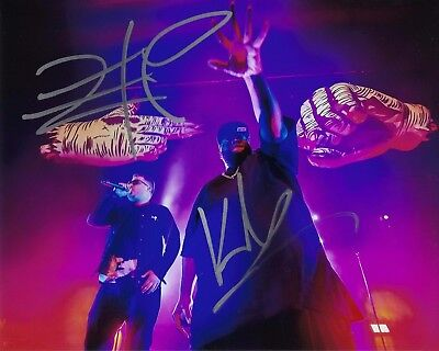 Run The Jewels Gfa El-p And Killer Mike Signed Autograph 8x10 Photo Ad5 Coa And Digestion Helping