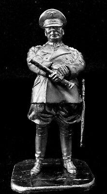 Zinnfigur Oberbefehlshaber der deutschen Luftwaffe 54mm