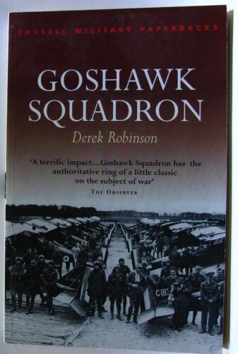1 of 1 - #JJ20, Derek Robinson GOSHAWK SQUADRON, SC VGC