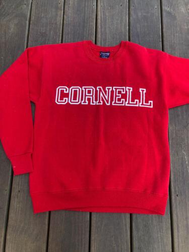 VINTAGE Jansport Cornell University Sweatshirt Men