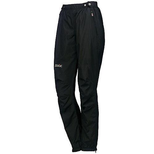 Swix Hombres Universalhose Pantalón Esquí de Fondo Universal Pant  De los hombres Negro  comprar ahora