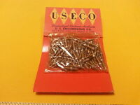 100/pk - Useco Screwed On Terminal Post Double Turret Mpn 1425