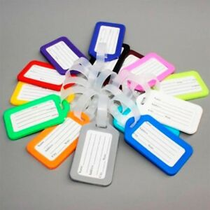 5Pcs-Travel-Luggage-Bag-Tag-Name-ID-Address-Label-Plastic-Suitcase-Baggage-Tags