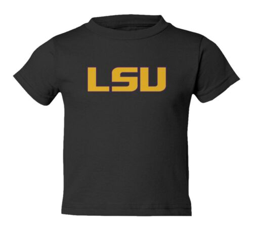 LSU Letters Toddler T-Shirt