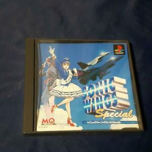 Sony-Ps-Soft-Sonic-Wings-Special-Playstation-MEDIA-QUEST-Boxed