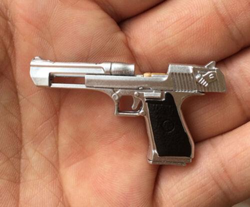 "1//6 Pistol Gun Weapon Model Toy Devil Commander Desert Eagle F 12/"" Figure Body"