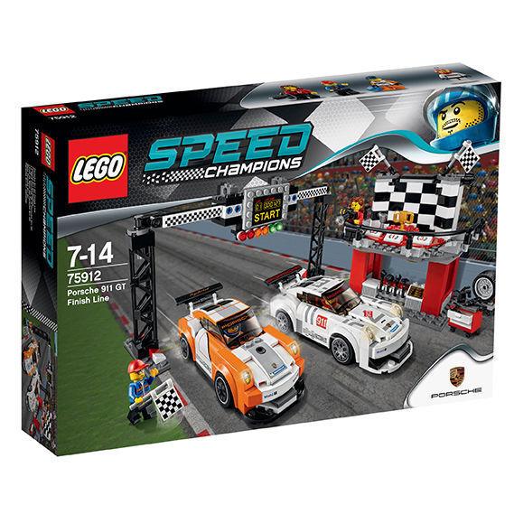 LEGO ® 75912 Speed Champions 75912 PORSCHE 911 GT  Finish Line NUOVO OVP nuovo  vendita scontata