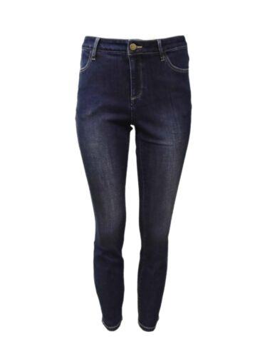 NWT LOGO by Lori Goldstein Blue Skinny Leg Jeans All Sizes   280966RM