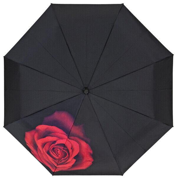 Feinstein Rose Poches Parapluie Parapluie Fleurs Photographie Art Nature Edition ModèLes à La Mode
