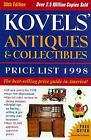 Kovels' Antiques and Collectibles Price List 1998 by Ralph M. Kovel and Terry H. Kovel (1997, Paperback)