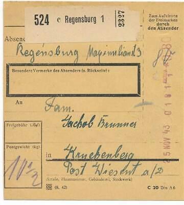 Paketkt Hilfreich 210850 Regensburg 1 Zu Hohes Ansehen Zu Hause Und Im Ausland GenießEn Dr Registrierkassenstpl