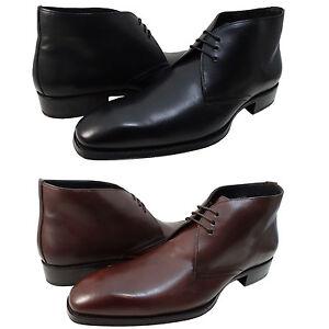 mezlan mens 15098 chukka laceup business casual boots