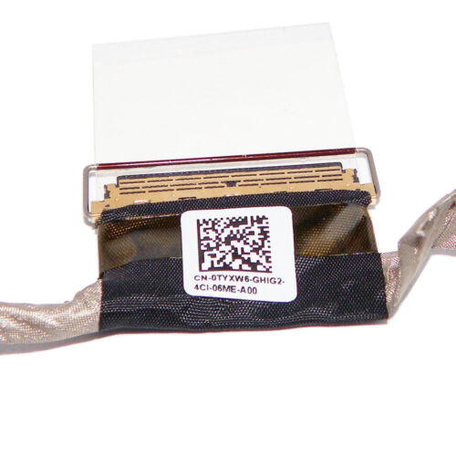 LCD Lvds LED Display Cable For Dell Latitude E5540 E6440 0TYXW6 VAW50 cd
