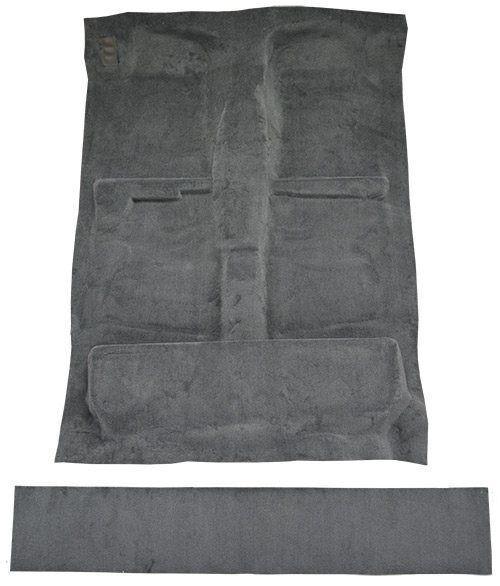 ACC 00-06 TOYOTA TUNDRA PICKUP ACCESS CAB / SUICIDE DOOR CARPET - CHOOSE COLOR