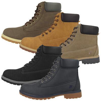Fila Maverick Mid Schuhe Herren Outdoor Boots Winter Stiefel 1010145 Grunge   eBay