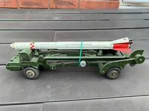 Corgi-1113-Corporal-Guided-Missile-Vehicle-Nice-Vintage-Original-Model
