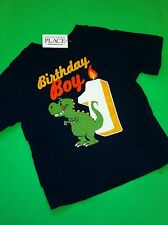 Item 5 NEW 1st Birthday GIRAFFE Baby Boys Shirt 12 18 Months 1 Year Gift Carters Party