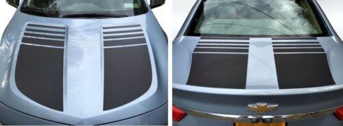 2014-2018 Impala Rally Stripe Graphics