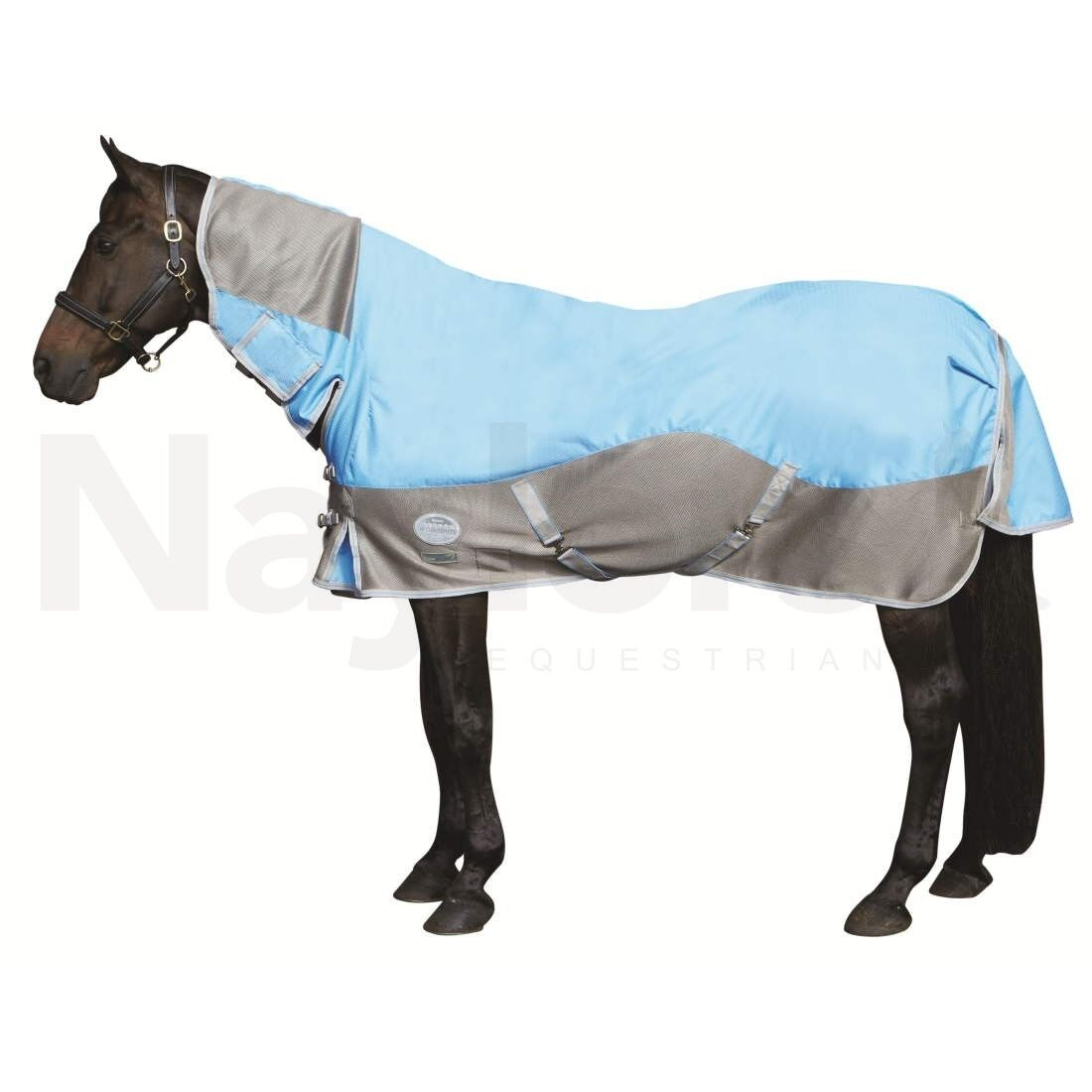 Weatherbeeta Equalize Freestyle Combo Waterproof Horse Turnout Fly Rug 5ft 6ins