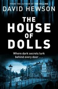 The-House-of-Dolls-Detective-Pieter-Vos-Hewson-David-Used-Good-Book