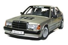 1984 MERCEDES BENZ 190 E LAUDA #18 NURBURGRING ANNIVERSARY 1/18 AUTO ART 88431