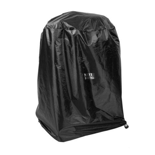 Telo copertura copri barbecue sferico protezione custodia impermeabile Ø70x90cm
