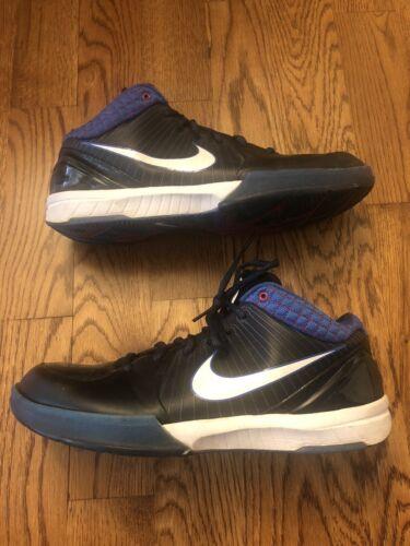 Nike Zoom Kobe IV Varsity Royal