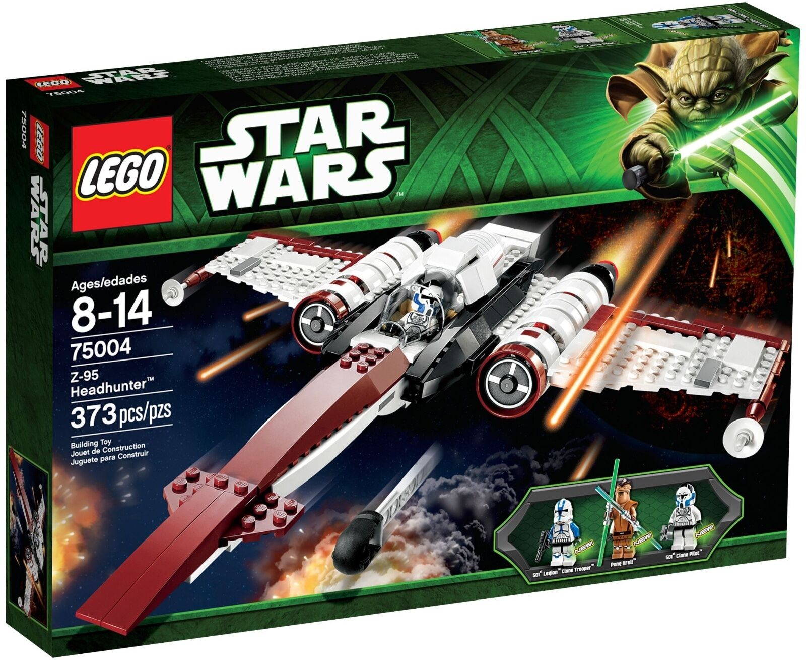 LEGO ® Star Wars ™ 75004 z-95 Headhunter ™ NUOVO OVP NEW MISB NRFB