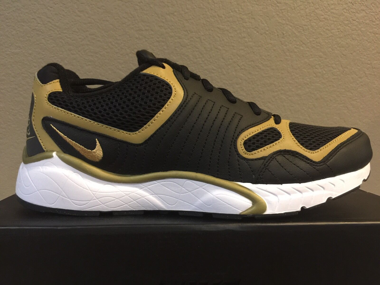 Nike Air Zoom Talaria '16 [844695 077] Black/metallic Gold Size 10