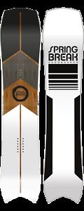 2019 Capita Spring Break Mini Tree Hunter Snowboard 151