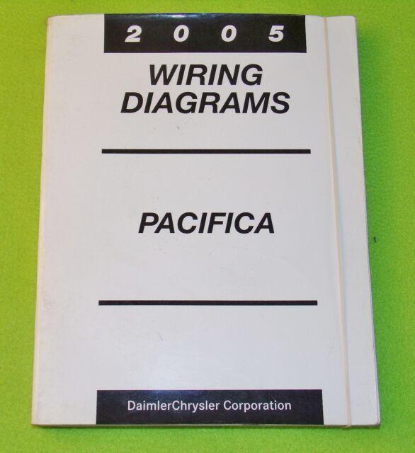 2005 Chrysler Pacifica Wiring Diagrams Manual