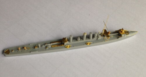 Resin kit 1//700 Huszar class destroyer Austro-Hungarian Navy //Chinese LUNG TUAN