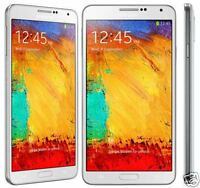NEW SAMSUNG GALAXY NOTE 3 SM-N9005 QUAD-CORE 5.7'' 13MP 4G LTE 16GB WHITE