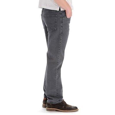 Lee Men's Regular Fit Straight Leg Jeans - Thunder 2008937