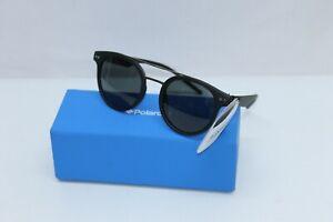 NEW-Polaroid-PLD6031-PLD6031-S-003M9-Matte-Black-Sunglasses