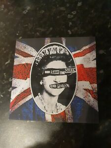 The Sex Pistols 7inch God Save The Queen Excellent Condition