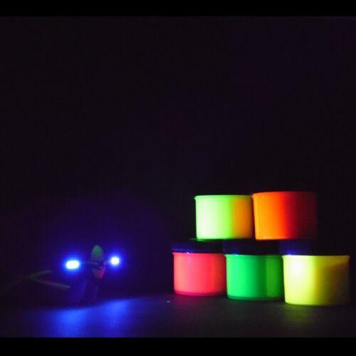 ANIMAL URINE.SCORPIONS BLACK LIGHT PARTY UV Black Light Torch Glasses