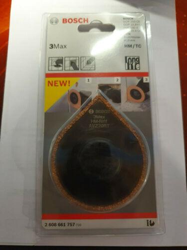 Bosch 3max pour Multi Fonction Outils dépendre 70 RT texte lire!! Nouveau neuf dans sa boîte