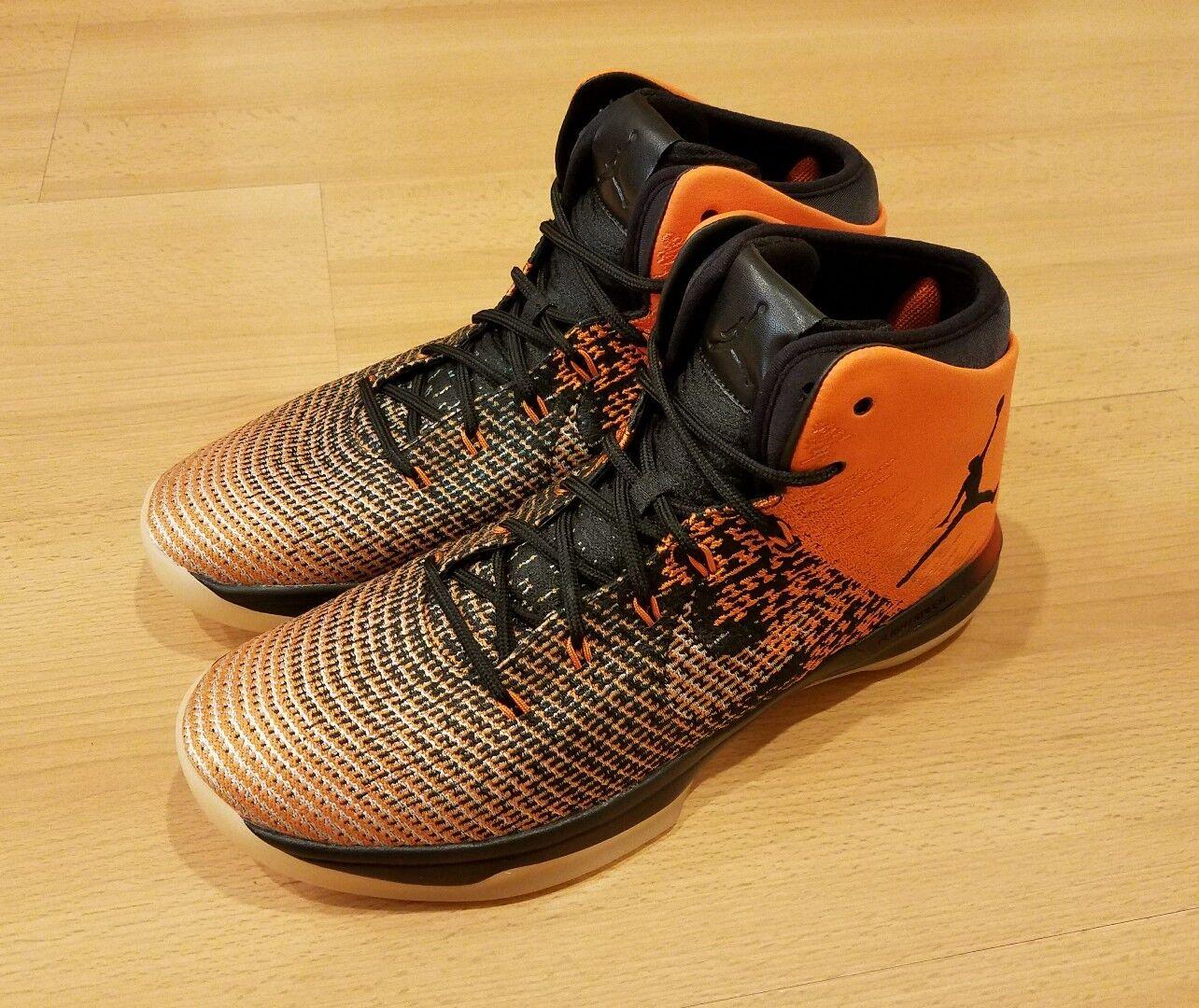 Nike air jordan xxxl 31 in tabellone a 845037-021 forma di stella arancione 845037-021 a sz 11,5 807279