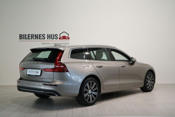 Volvo V60 2,0 D4 190 Inscription aut. - billede 1