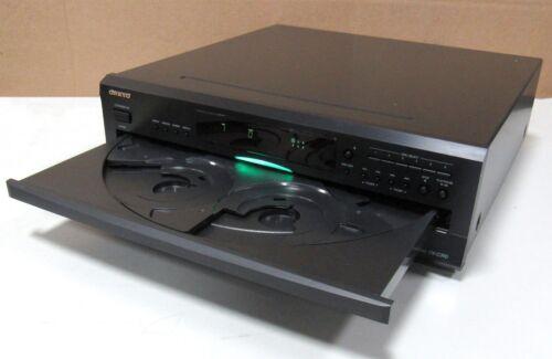 Onkyo CD Changer 6 Disc CD Player DXC390 CD /& MP3 Player #DXC390